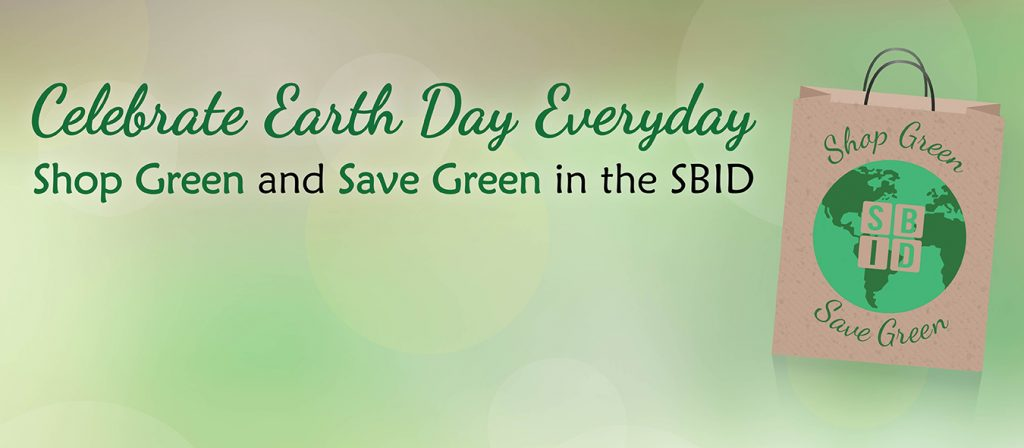 Earth Day Everyday in the SBID