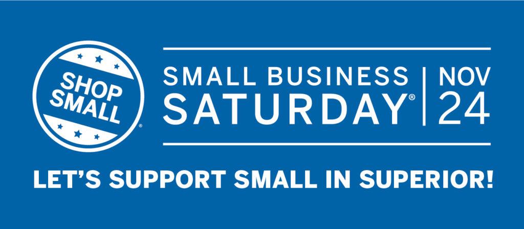 Superior BID Small Business Saturday