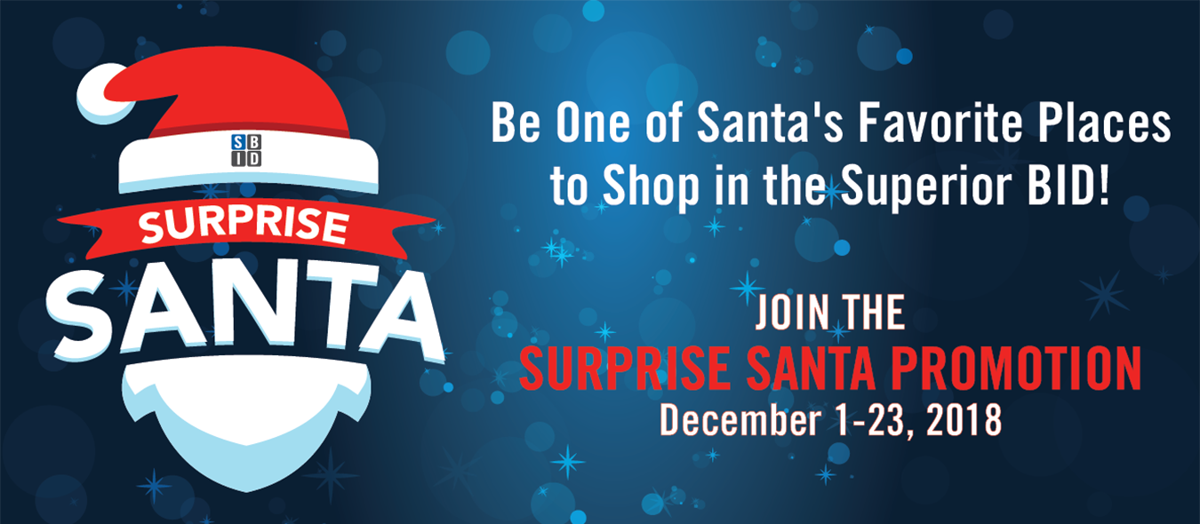 Surprise Santa Registration